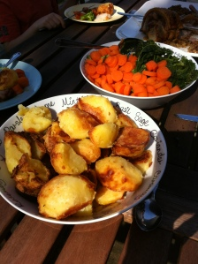 Rapeseed oil makes amazing roast potatoes!